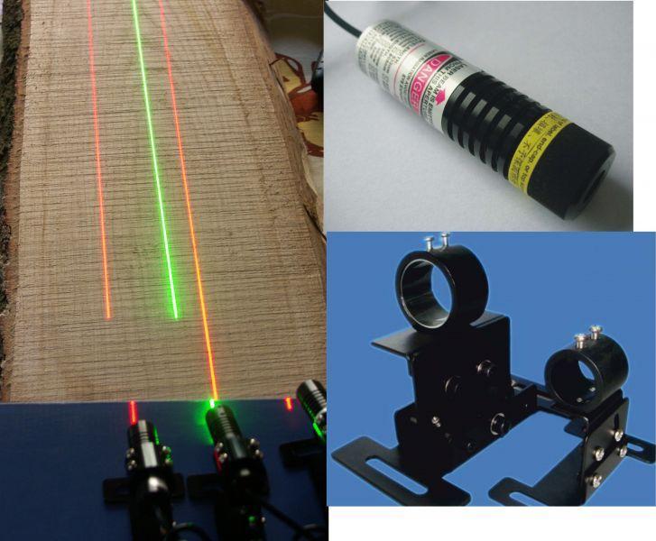 Laser liniowy