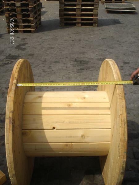Bębny drewniane-szpule