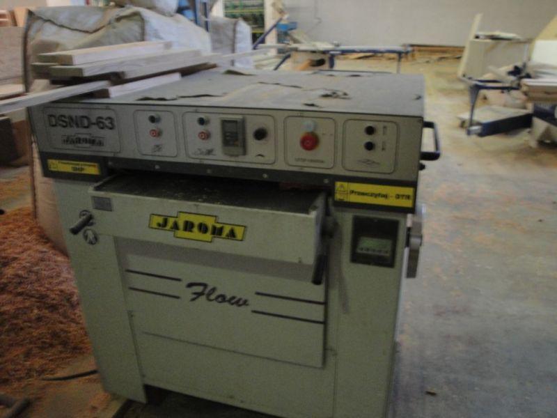 Grubościówka JAROMA DSND-63 FLOW