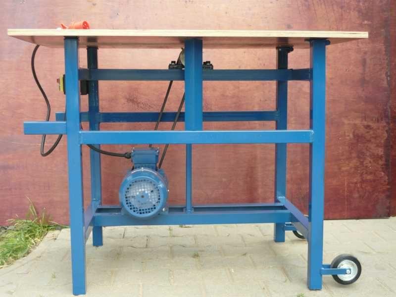 NOWA Cyrkularka, piła stołowa, silnik 2,2KW