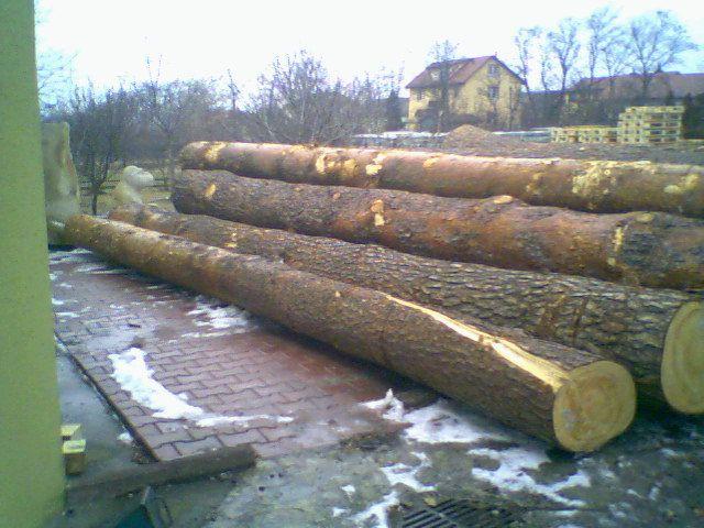 Drewno tartaczne.