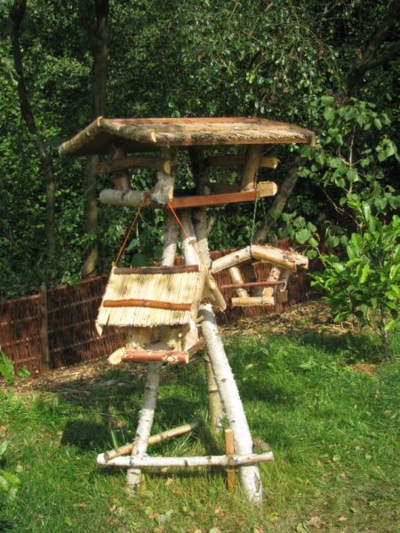 karmniki i budki lęgowe dla ptaków
