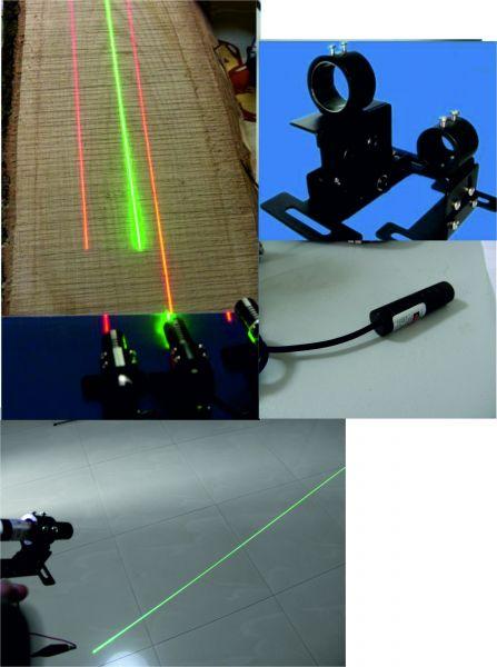 Lasery liniowe czerwone , zielone
