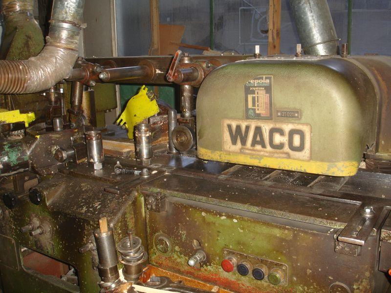 STRUGARKA WACO HM 200 UNIVERSAL