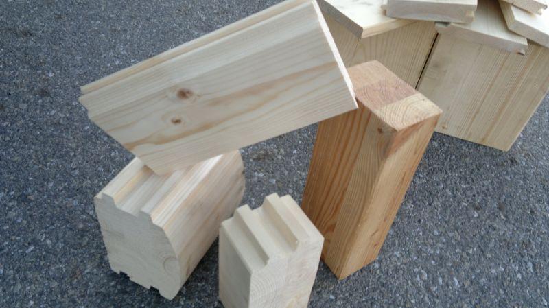 Producent drewna klejonego - konstrukcyjne