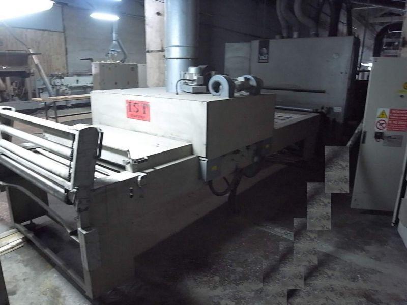 TUNEL SUSZARNICZY UV IST - GIARDINA 1400/3