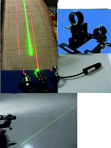 Lasery liniowe 20mW, 50mW ,100mW
