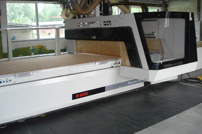 Usługi CNC - NESTING