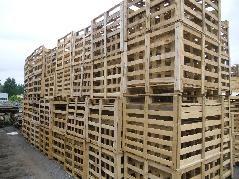 Sprzedam skrzynie drewniane !!!
