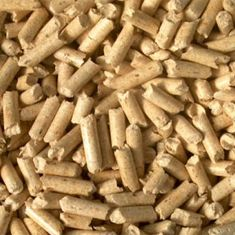 Dobry granulat drzewny