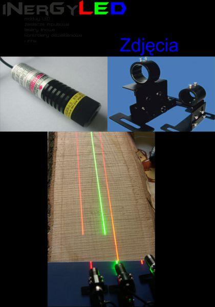 Lasery liniowe 20mW 50mW 100mW