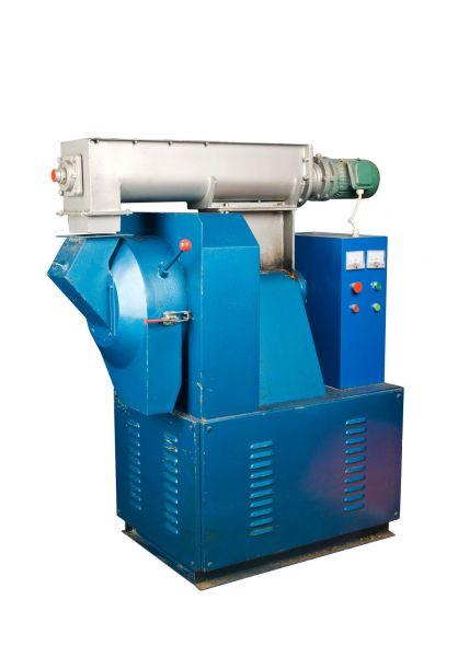 Peleciarka / Granulator 22kW  PR-22 - 400-500 kg/h