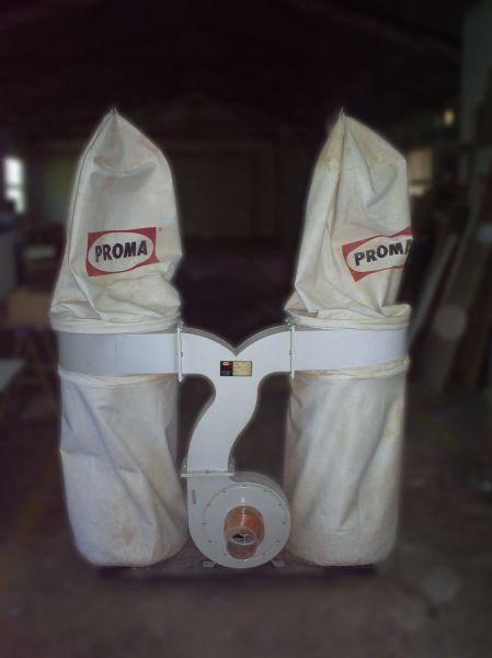 Pochłaniacz zanieczyszczeń PROMA OP-2200