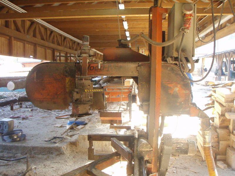 Sprzedaż traka taśmowego Wood-Mizer