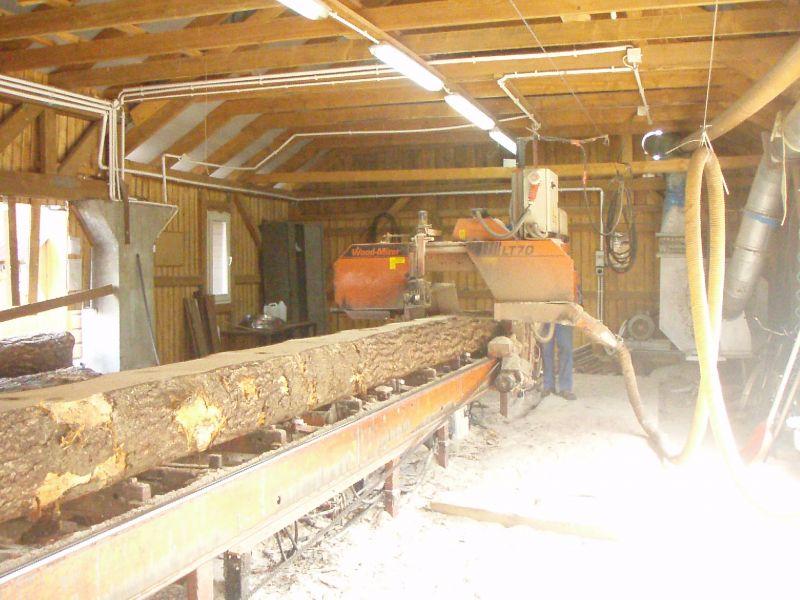 Sprzedaż traka taśmowego Wood- Mizer