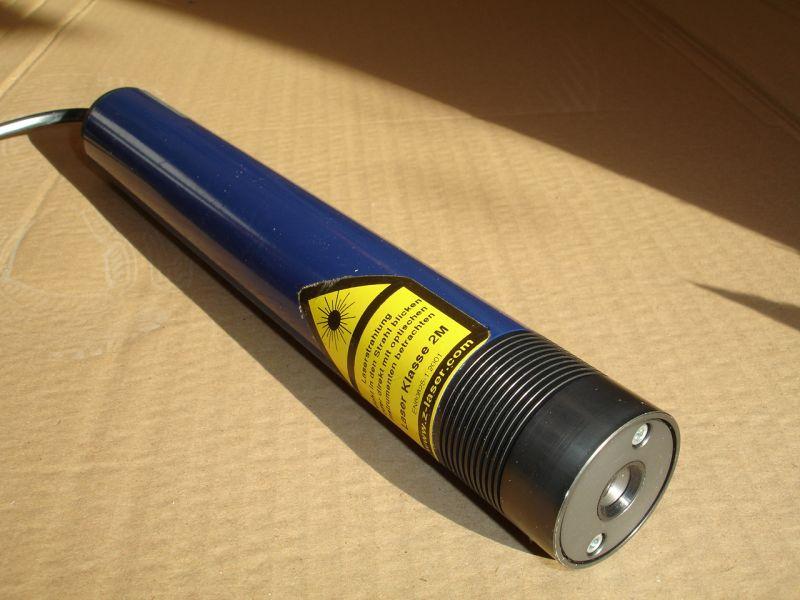 Laser liniowy Z-Laser Z10PT-635-lg90 czerwony