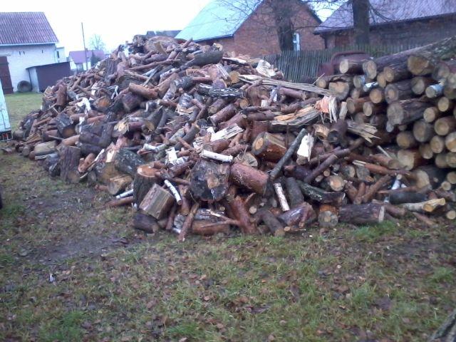 Sprzedam drewno oałowe