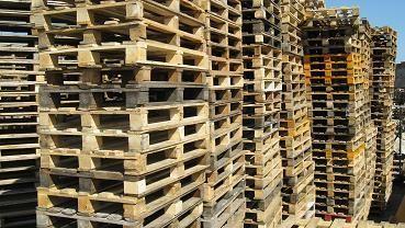 Palety przemysłowe używane 5 tyś. sztuk miesięcznie w cenie 10zł sztuka, lubelskie
