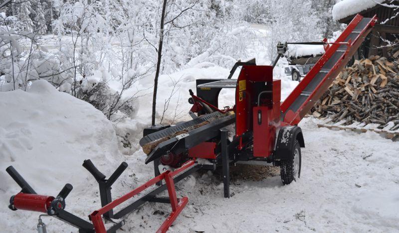 Piło łuparka do drewna kominkowego Farmi Forest WP36