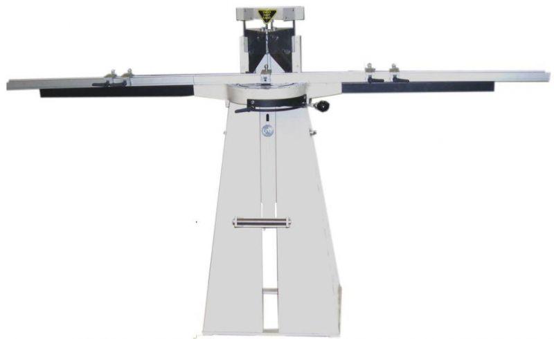 MORSO-NM Maszyna do wycinania wrębów obsługa nożna
