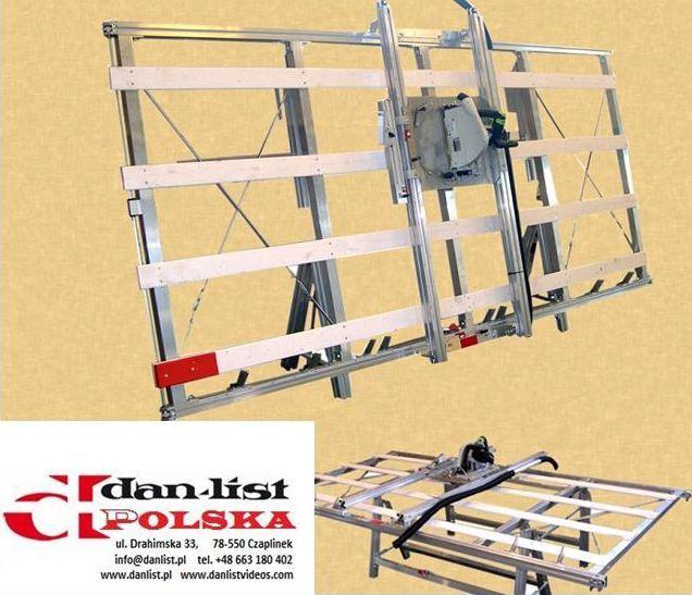 Piła Panelowa TPS 125x255, Formatowa /Formatyzerka