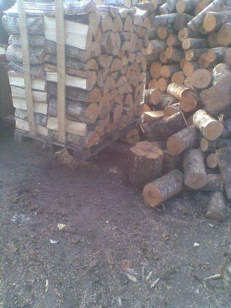 drewno kominkowe swietokrzyskie