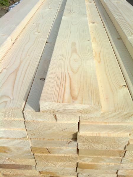 Deski konstrukcyjne import ze Szwecji grubość 45 i 70