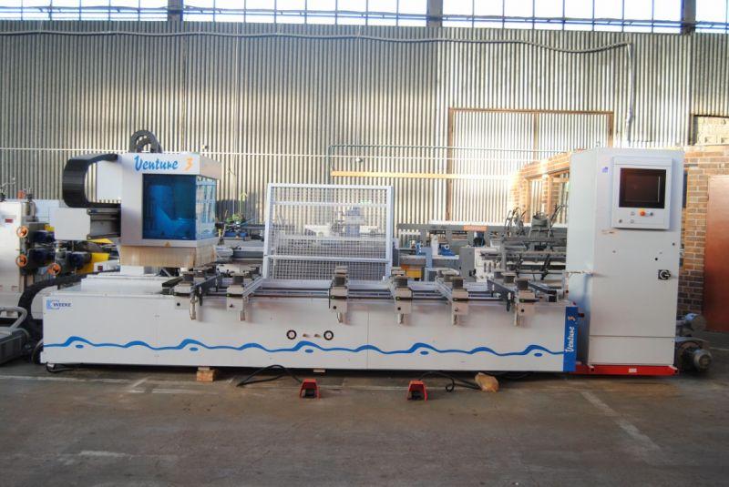 Centrum Obróbcze CNC WEEKE Venture 3M