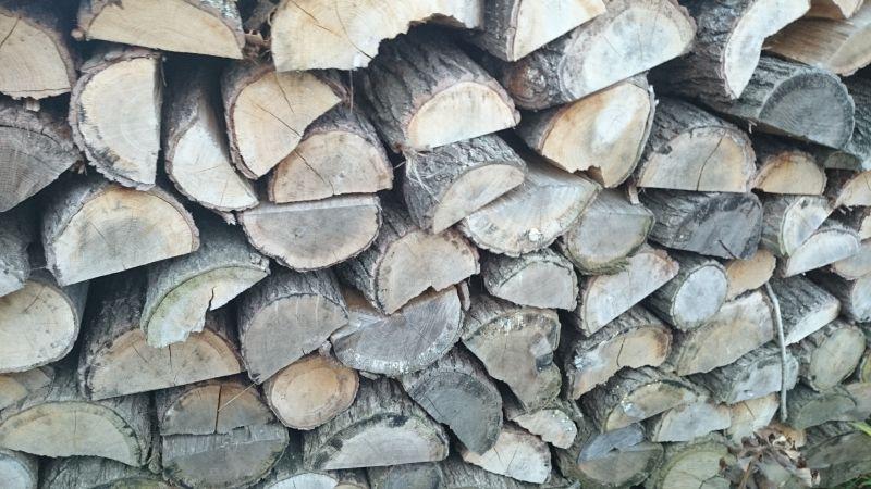 drewno kominkowe dąb 30 cm 2 letnie