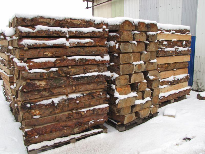 Drewno sosnowe - fryzy