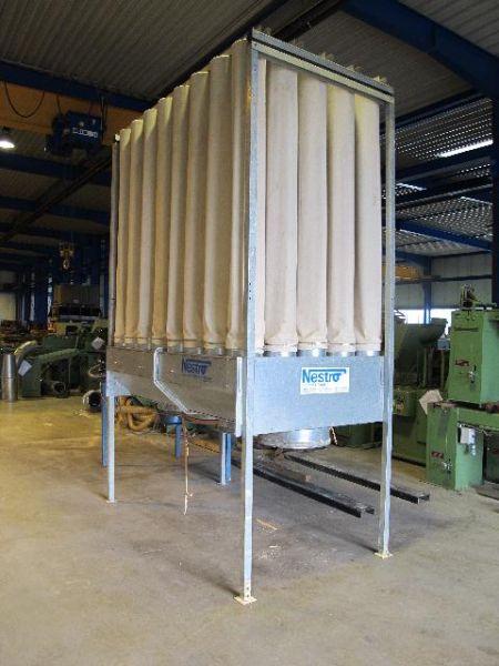Odciag trocin   NESTRO  wydajnosc 6000 m³/h