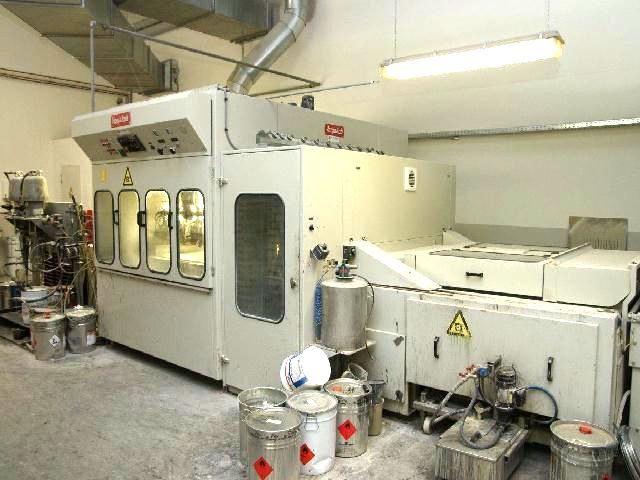 Kabina lakiernicza Venjakob HGS-1300/Z