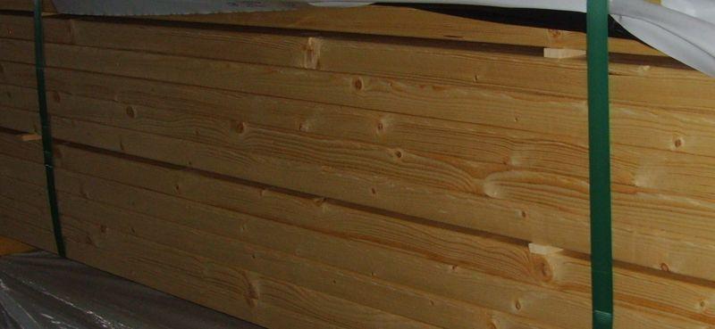 Drewno lite 45mm klasa C24 C18 - Świerk Skandynawski