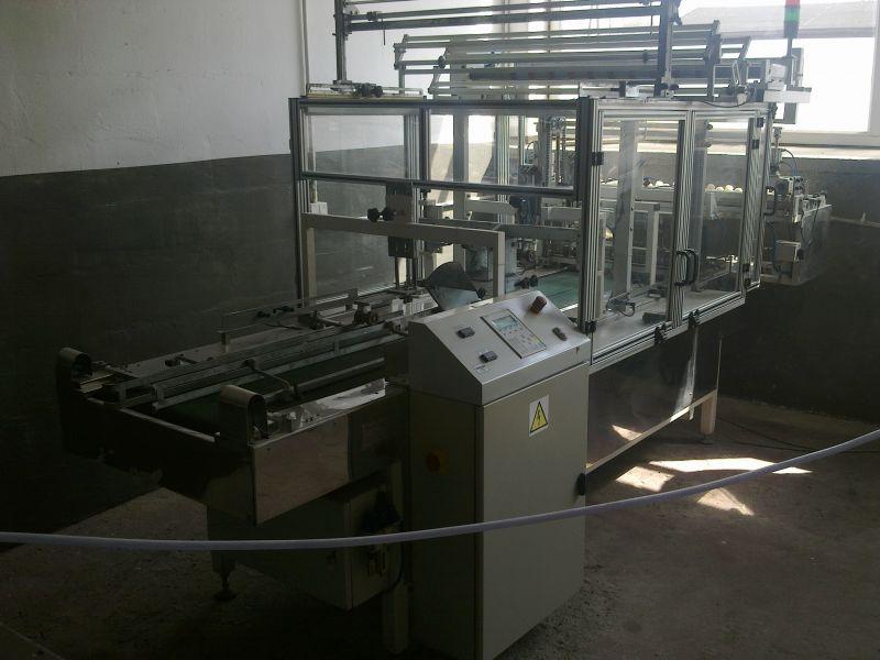 Automat przelotowy do pakowania
