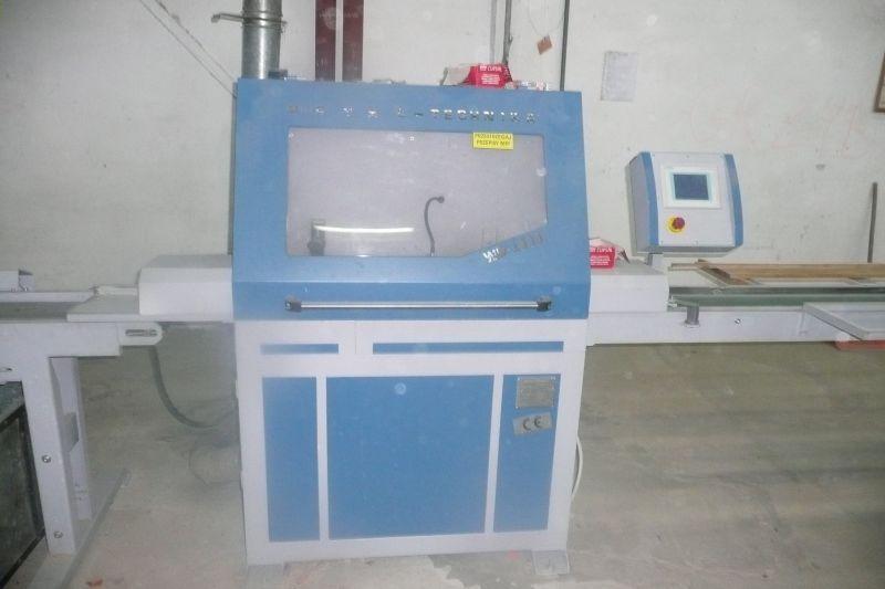 Wycinarka wad Metal-Technika WD 1000