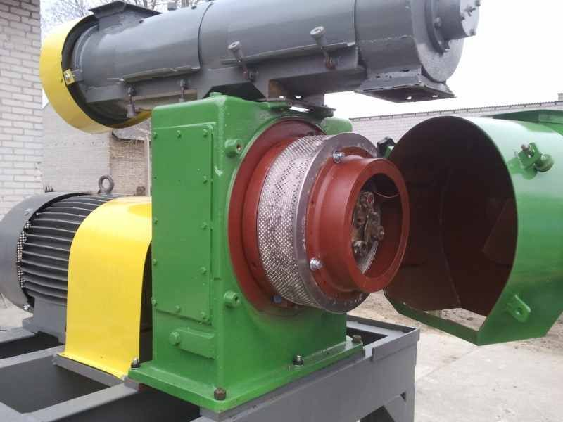 Granulator Testmer PM-3