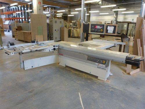 SCM SI 400 E poziomym panelu Saw / Piła Beam