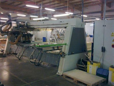 2 szt. Maszyna wieloczynnoścowa CNC IESE ROVER 346 r.pr.  1993 i 1994