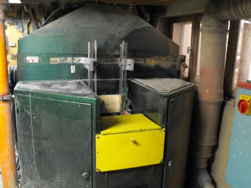 Frezarko-Kopiarka wydajny automat 2szt (frezarka)