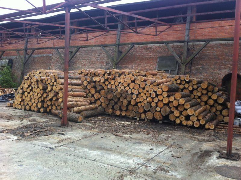 Sprzedam drewno stosowe