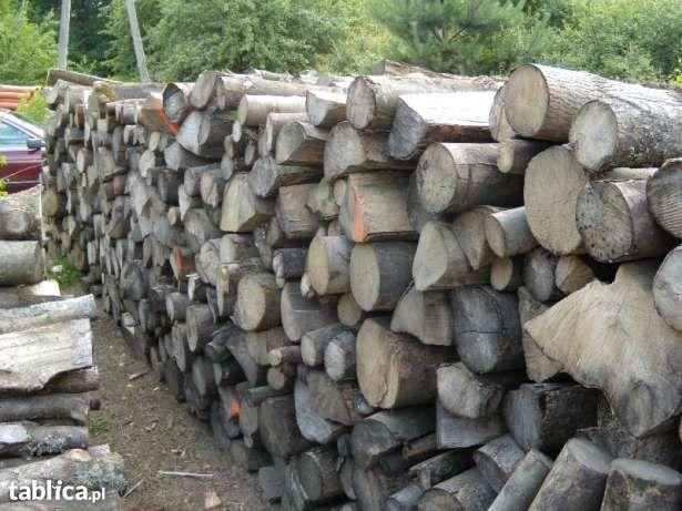 Drewno kominkowe opałowe sezonowane JAWOR - Pruszków, Nadarzyn, Warszawa, Komorów, Kanie