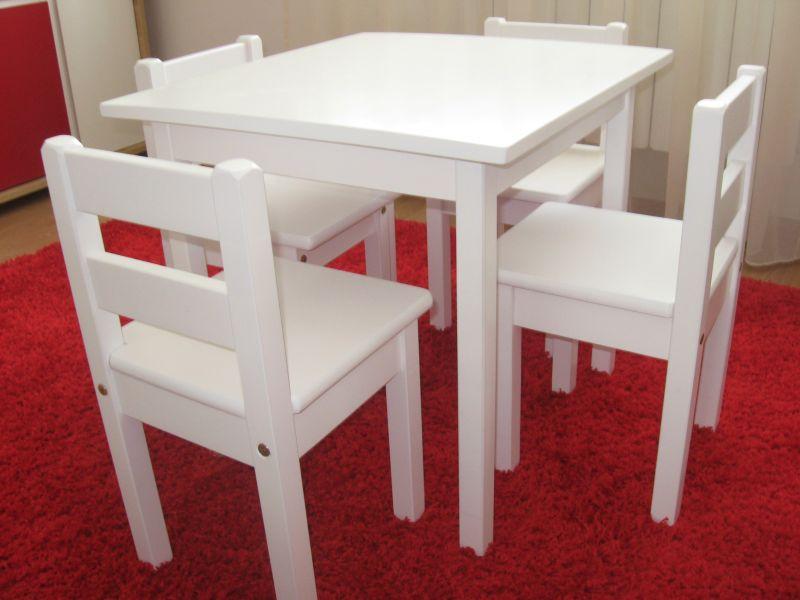 Stoły krzesła dla dzieci