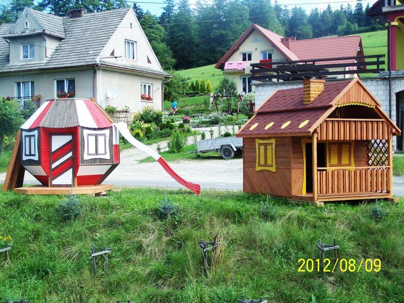 Place zabaw, domki, wiatraki, altany, PRODUCENT!!!