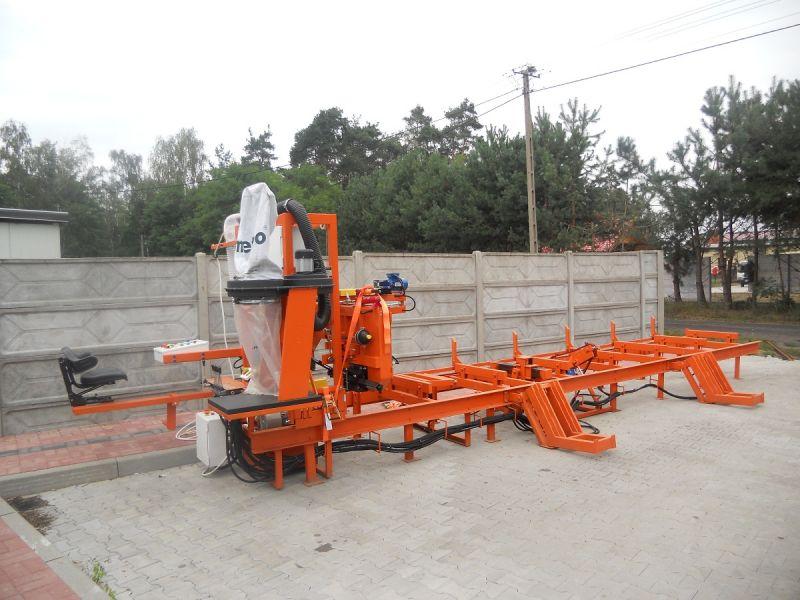 Trak Taśmowy Poziomy Typ A-1200 Producent