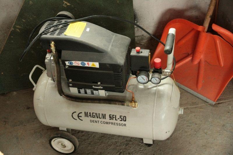 kompresor MAGNUM SFL-50