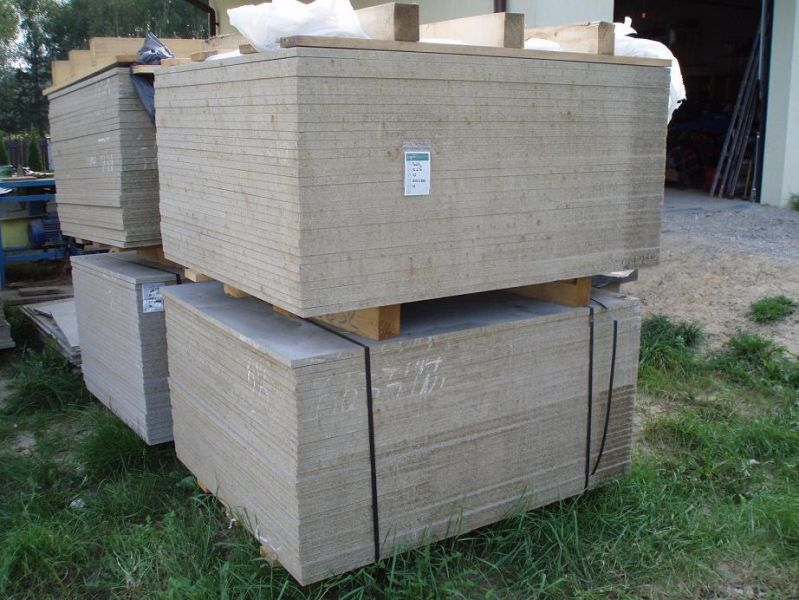Płyty wiórowo cementowe ognioodporne 20 mm