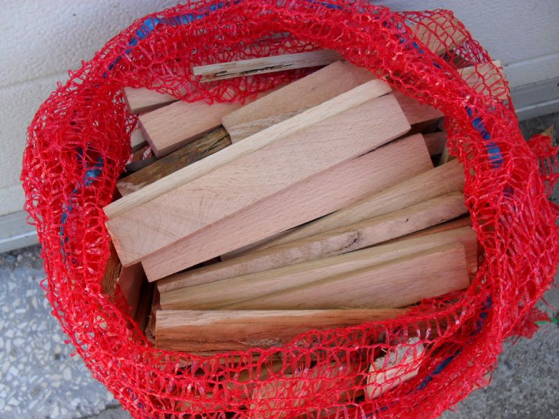 rozpalka podpalka kominkowa debowa