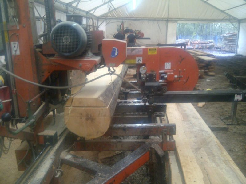 Wood-Mizer LT 40