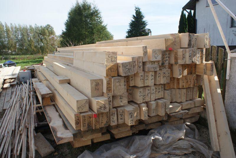 tarcica elementy drewniane, podejmę współprace