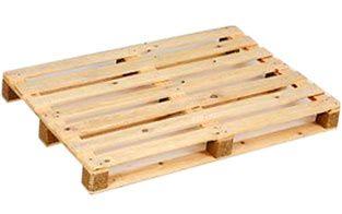 Palety drewniane; elementy palet